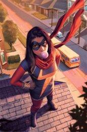 Kamala Khan, spazio alla Nuova Ms. Marvel