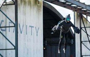 In futuro potremo andare in giro volando come Iron Man