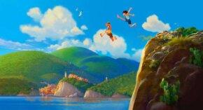 Luca, il nuovo film d'animazione Pixar ambientato in Italia