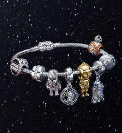 La nuova collezione Pandora è dedicata a Star Wars