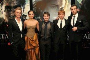 Tom Felton sta organizzando una reunion con il cast di HP