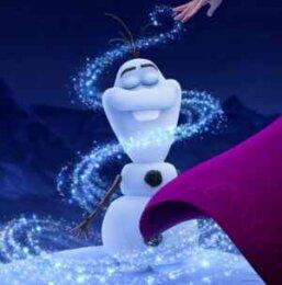 Il corto di Olaf, il pupazzo di neve che ama i caldi abbracci