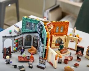 Nuovi set Lego Harry Potter in arrivo a Gennaio
