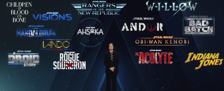 Disney Investor Day presentazione uscite Star Wars.