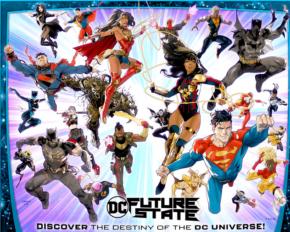 Future State e il debutto di Wonder Girl