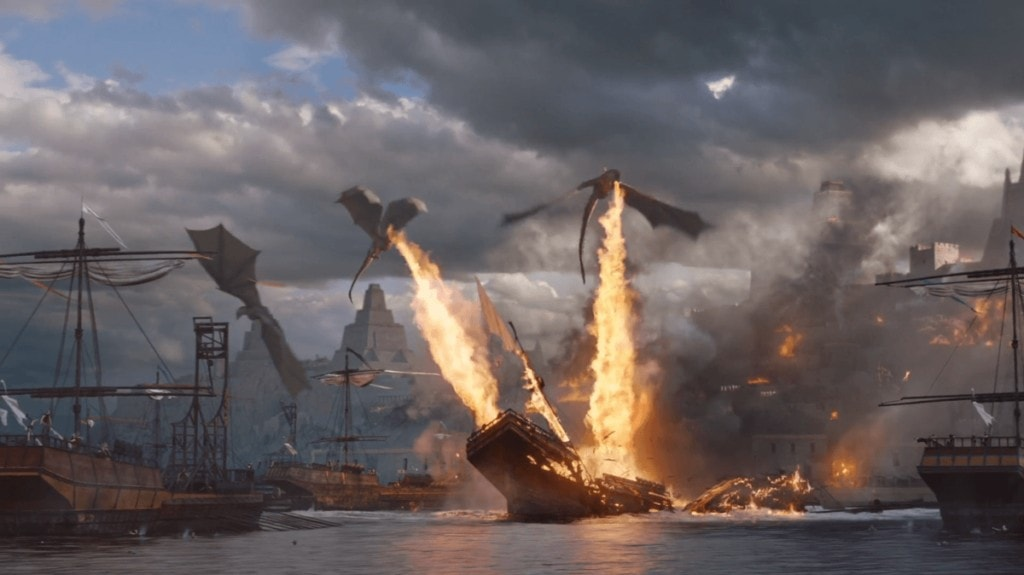 House of the Dragon la serie sulla famiglia Targaryen inizierà la produzione nel 2021.