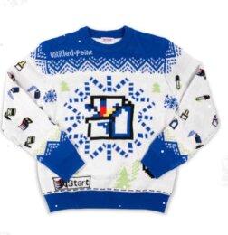 """Il nuovo maglione natalizio """"brutto"""" di Microsoft è già sold-out"""