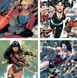Chi è Yara Flor e chi erano le altre Wonder Girl