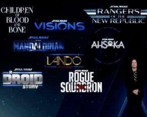 Star Wars: le novità annunciate al Disney Investor Day