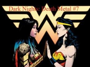 Death Metal #7 e il cameo di Yara Flor (Wonder Woman)
