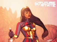 Future State: Wonder Woman #1 Yara Flor in azione