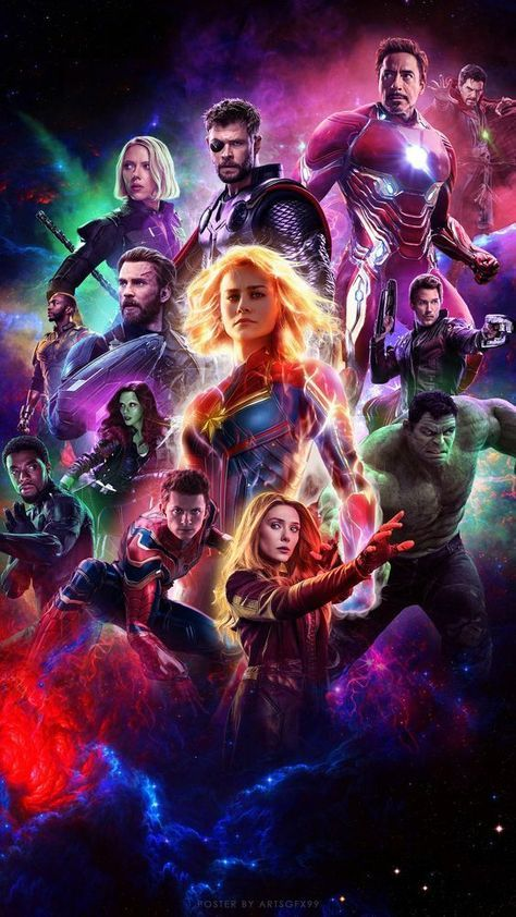 Ordine cronologico film/serie Marvel (WandaVision incluso)