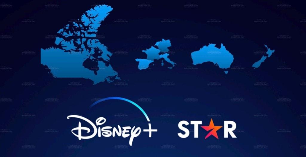 Star su Disney+, ecco il catalogo completo.