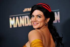 """Lucasfilm comunica che Gina Carano non reciterà più in """"The Mandalorian"""""""