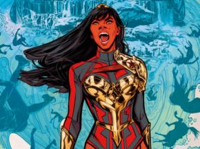 Wonder Girl, a breve il lancio dei fumetti