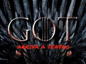 Game Of Thrones diventa uno spettacolo teatrale