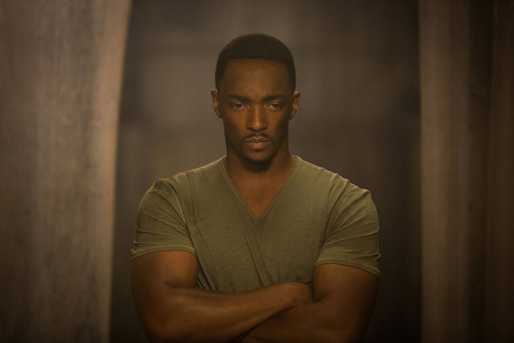 Sam Wilson, The Falcon and the Winter Soldier.