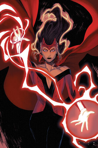 WandaVision: la Magia del Caos e Scarlet Witch