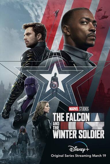 The Falcon and the Winter Soldier, chi sono i due protagonisti.