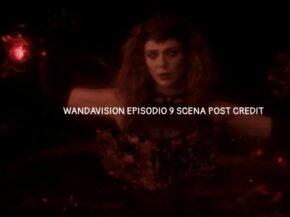 Scarlet Witch: scena post-credit WandaVision