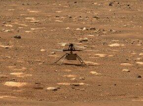 Rimandato il primo volo di Ingenuity su Marte