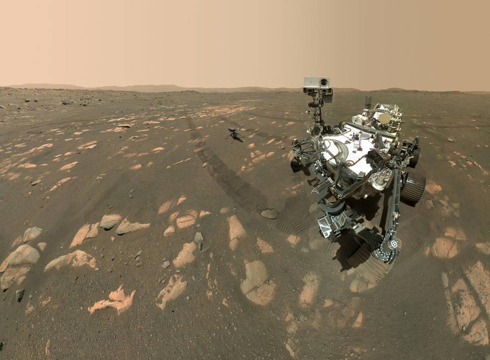 Marte, Ingenuity rimandato il primo volo dell'elicottero.