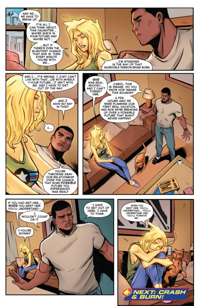Captain Marvel ecco perché ha cambiato costume