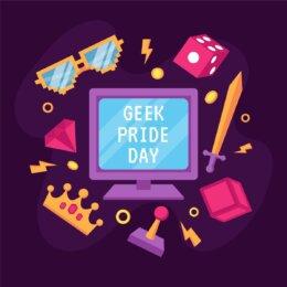 25 Maggio 2021, oggi si celebra il Geek Pride Day