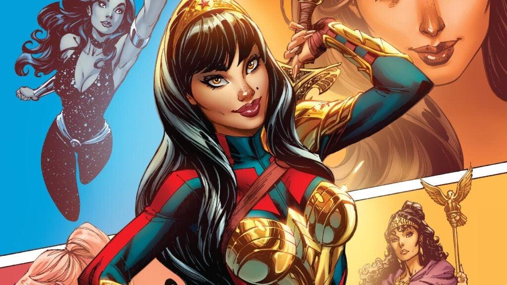 Wonder Girl #1 Variant