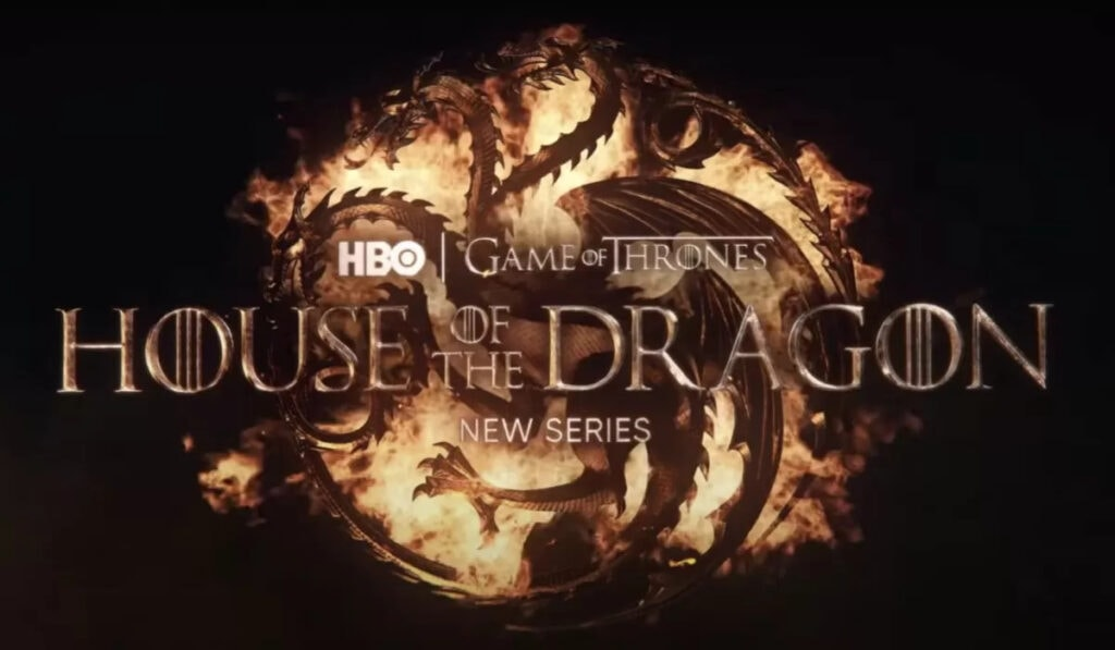 Title card House of the Dragon