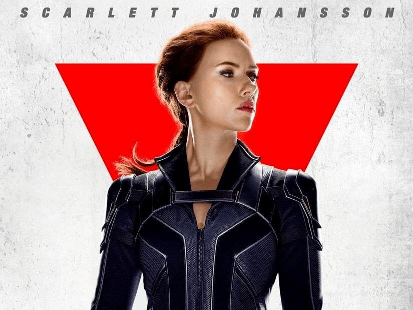Black Widow 22 minuti di scene Imax