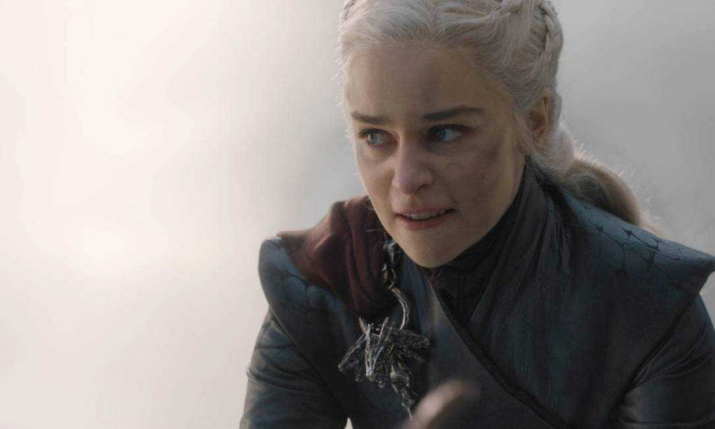 Daenerys finale Game Of Thrones