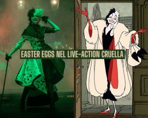 Ecco 11 easter eggs presenti nel film Cruella