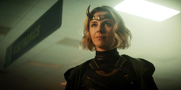Sophia Di Martino Ladi Loki o l'Incantatrice?