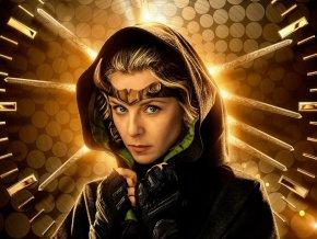 Lady Loki o l'Incantatrice? Teoria sulla misteriosa bionda