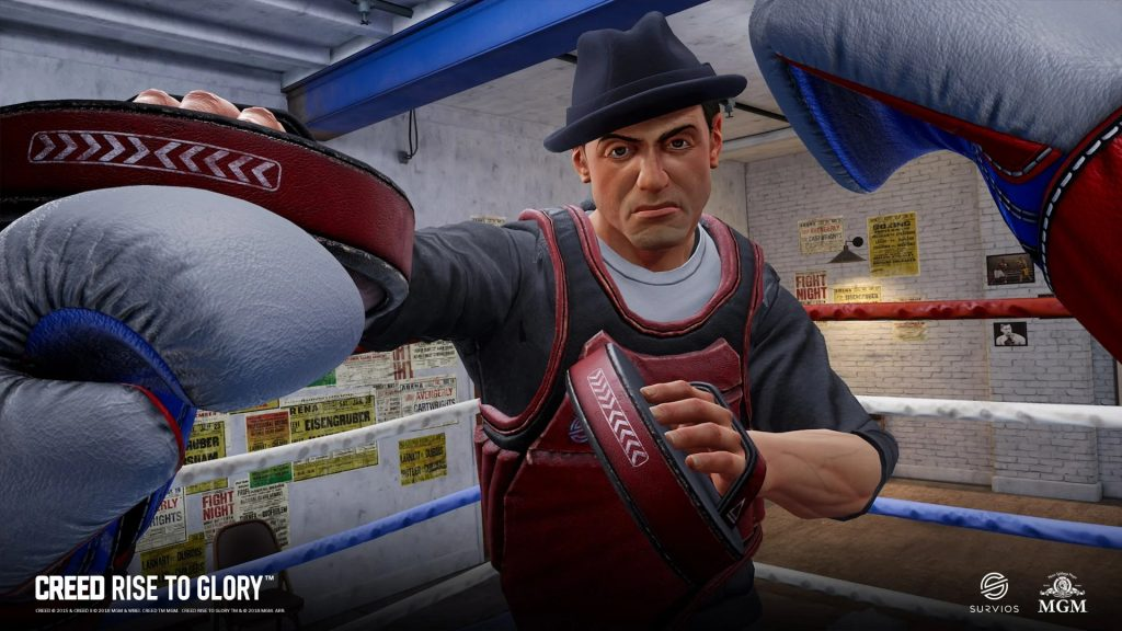 Big Rumble Boxing Creed Champions, il videogioco di Rocky Balboa