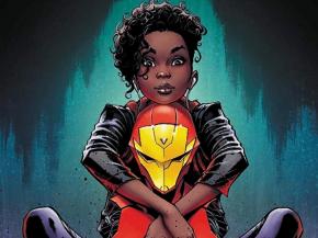 Ironheart si sta dimostrando la degna erede di Iron Man
