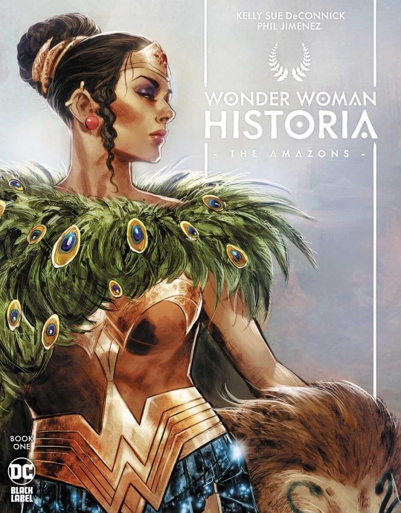 Ippolita Wonder Woman
