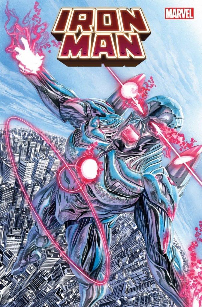 Cover di Iron Man #14