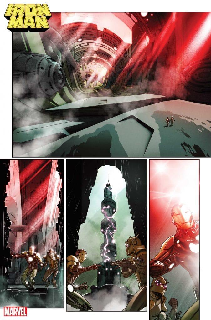 Anteprima Iron Man #14
