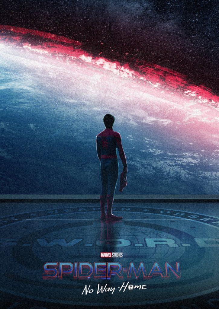 Poster di Spider-Man: No Way Home di Boss Logic