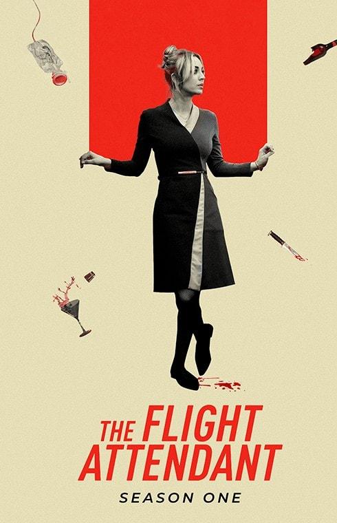 Poster l' assistente di volo