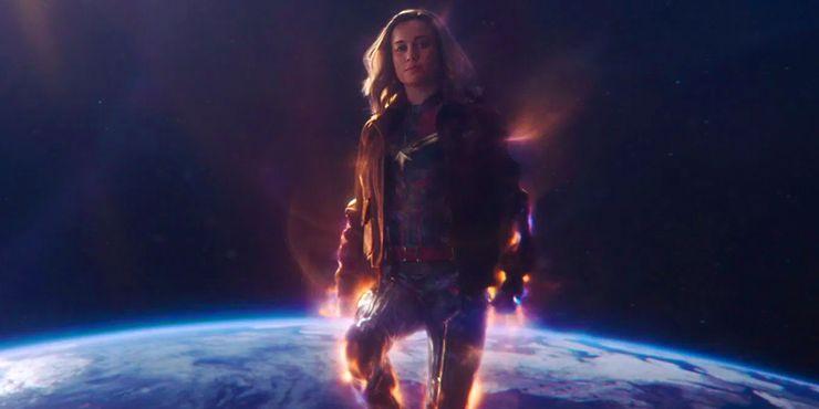 Captain Marvel cameo a sorpresa in Shang-Chi
