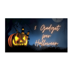 5 Gadget a tema Halloween, uno ispirato a Squid Game